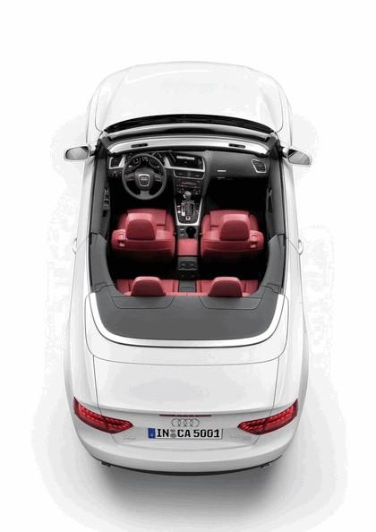 2009 Audi A5 cabriolet 9