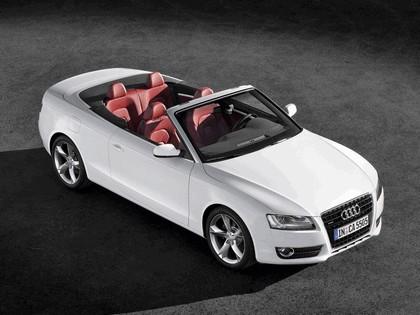2009 Audi A5 cabriolet 10