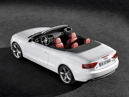 2009 Audi A5 cabriolet 11