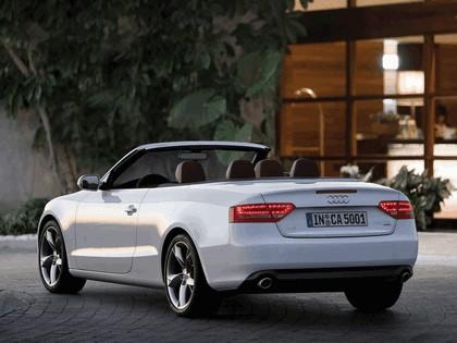 2009 Audi A5 cabriolet 13