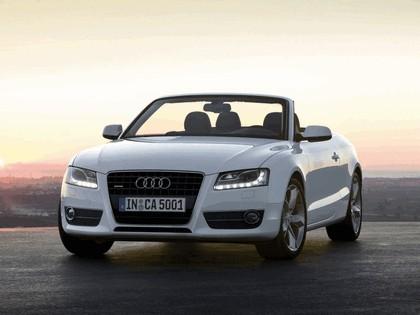 2009 Audi A5 cabriolet 16