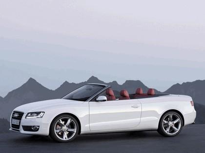 2009 Audi A5 cabriolet 19
