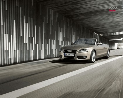 2009 Audi A5 cabriolet 36