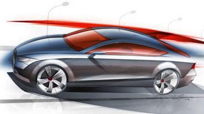 2009 Audi A7 sketches 7