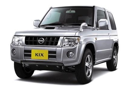 2009 Nissan Kix 4