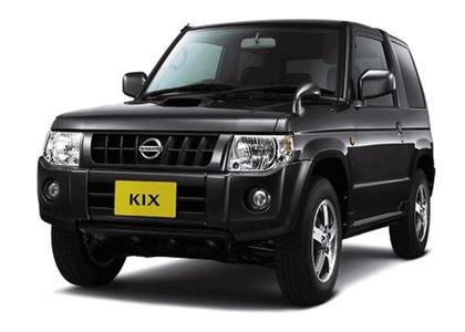 2009 Nissan Kix 5
