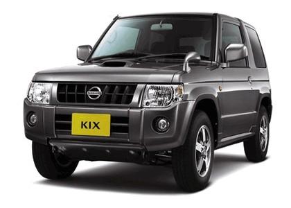 2009 Nissan Kix 6