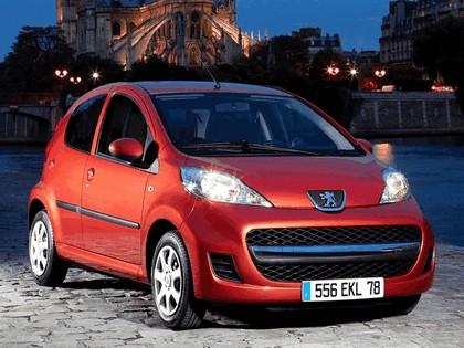 2009 Peugeot 107 1
