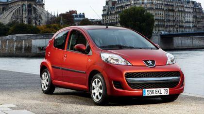2009 Peugeot 107 2