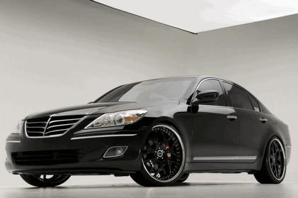2009 Hyundai Genesis sedan by DUB Magazine 4