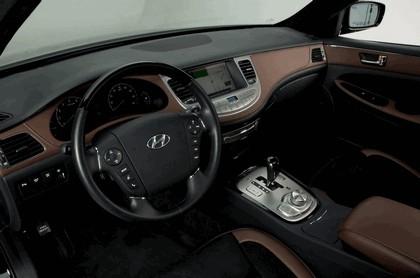 2009 Hyundai Genesis sedan by DUB Magazine 7
