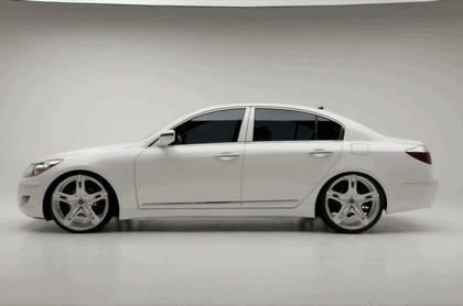 2009 Hyundai Genesis sedan by DUB Magazine 12