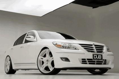 2009 Hyundai Genesis sedan by DUB Magazine 13
