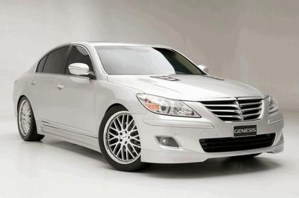 2009 Hyundai Genesis sedan by RKSport 1