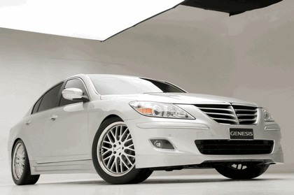 2009 Hyundai Genesis sedan by RKSport 2