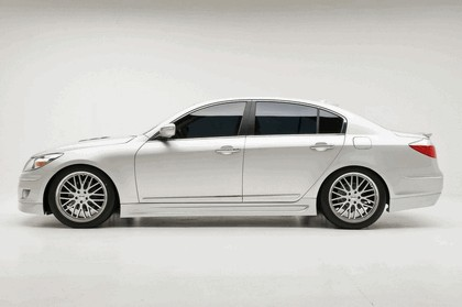 2009 Hyundai Genesis sedan by RKSport 4