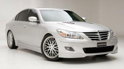 2009 Hyundai Genesis sedan by RKSport 3