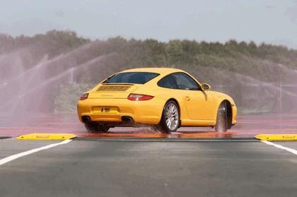 2009 Porsche driving experience centre at Silverstone 2