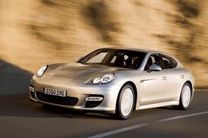 2009 Porsche Panamera 4
