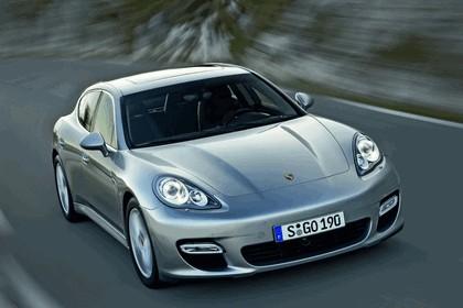 2009 Porsche Panamera 7