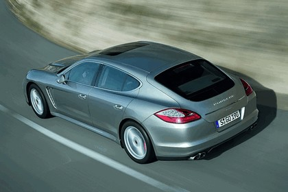 2009 Porsche Panamera 10