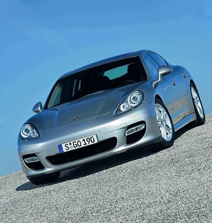 2009 Porsche Panamera 16