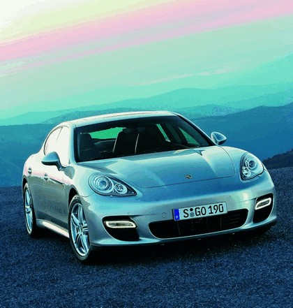2009 Porsche Panamera 17