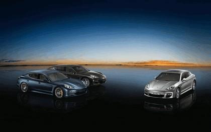 2009 Porsche Panamera 22