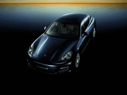 2009 Porsche Panamera 23