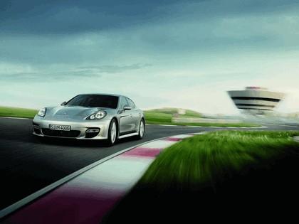 2009 Porsche Panamera 36