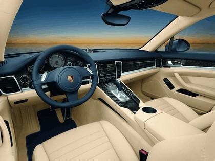 2009 Porsche Panamera 48