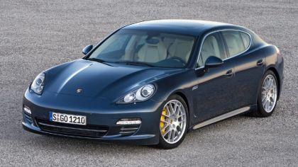 2009 Porsche Panamera 1