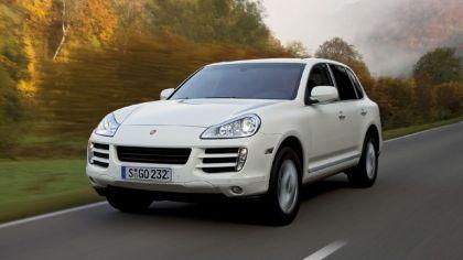 2009 Porsche Cayenne diesel 6