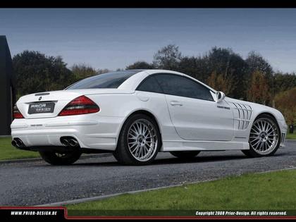 2009 Mercedes-Benz SL ( R230 ) by Prior-Design 2