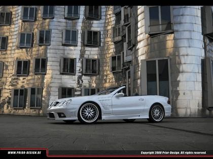 2009 Mercedes-Benz SL ( R230 ) by Prior-Design 5