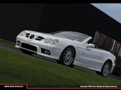2009 Mercedes-Benz SL ( R230 ) by Prior-Design 6