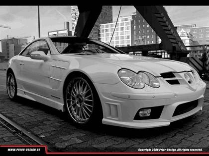 2009 Mercedes-Benz SL ( R230 ) by Prior-Design 8