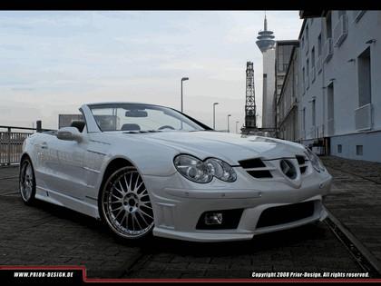 2009 Mercedes-Benz SL ( R230 ) by Prior-Design 9