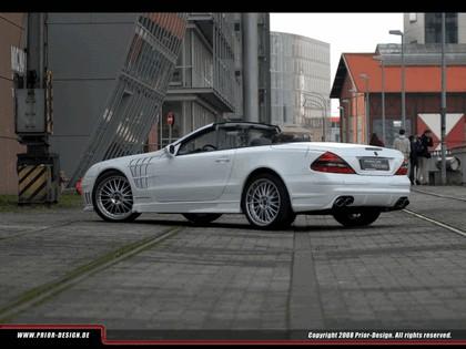 2009 Mercedes-Benz SL ( R230 ) by Prior-Design 12