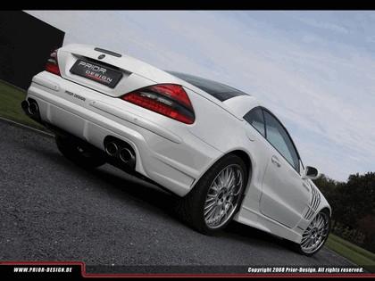 2009 Mercedes-Benz SL ( R230 ) by Prior-Design 13