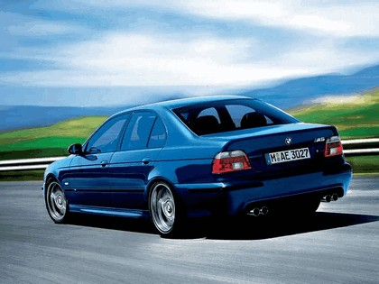 2000 BMW M5 ( E39 ) 6