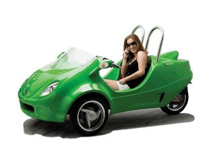 2009 Panther Motors ScootCoupé 1