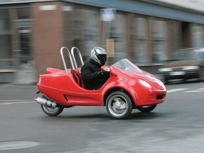 2009 Panther Motors ScootCoupé 2