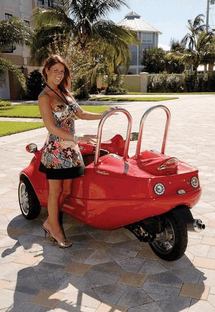 2009 Panther Motors ScootCoupé 5