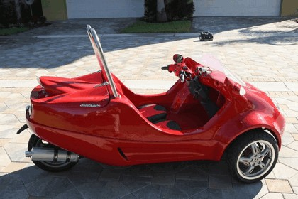 2009 Panther Motors ScootCoupé 6