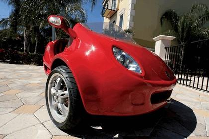 2009 Panther Motors ScootCoupé 8