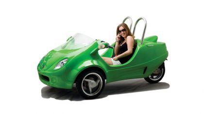 2009 Panther Motors ScootCoupé 3