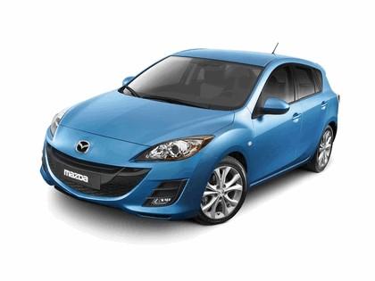 2009 Mazda 3 5-door 2