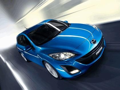 2009 Mazda 3 5-door 16