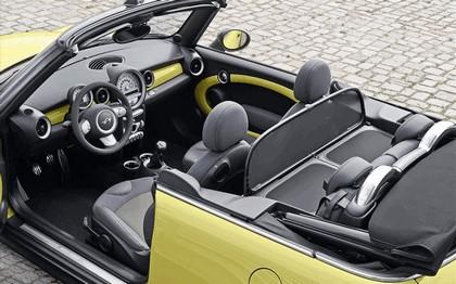 2009 Mini Cooper S cabriolet 16